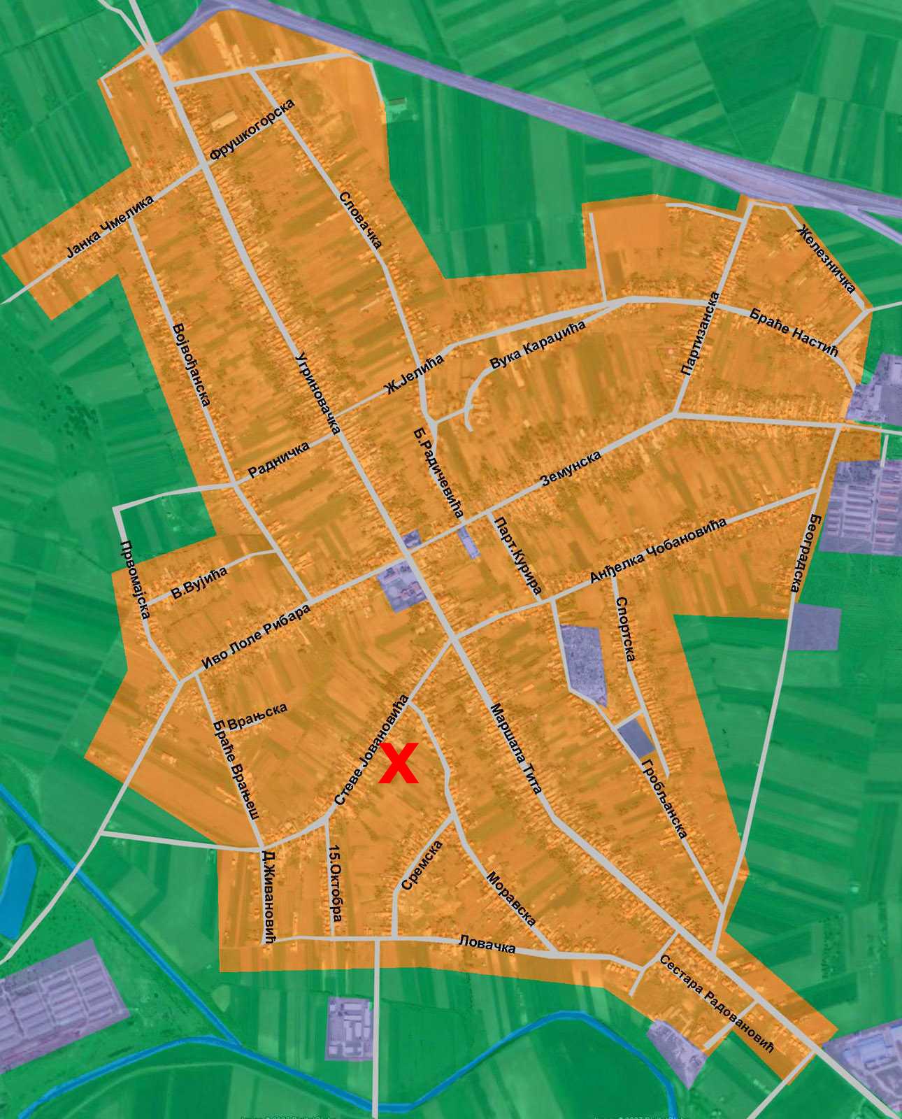 dobanovci mapa Majstor Mika | Beograd | Cirade | Cerade | Tende | PVC folije dobanovci mapa